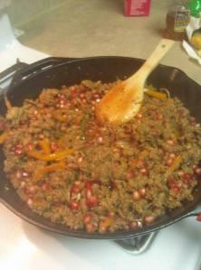 meat mixture