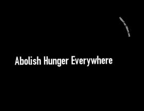 abolish hungre