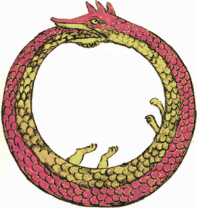 source: https://upload.wikimedia.org/wikipedia/commons/f/fa/Ouroboros.png
